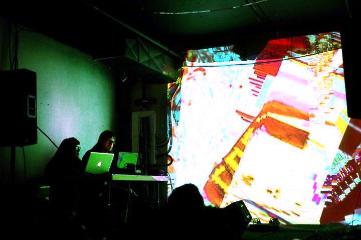 Carrie Gates and Jon Vaughn - Live at vive Yaya Series, Caffe Sola, Saskatoon, Jan. 2011