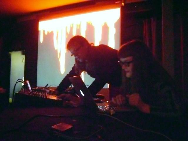 RE:FLUX Festival 2011 - Carrie Gates and Jon Vaughn