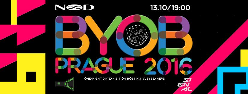 BYOB Prague 2016 at the Signal Festival