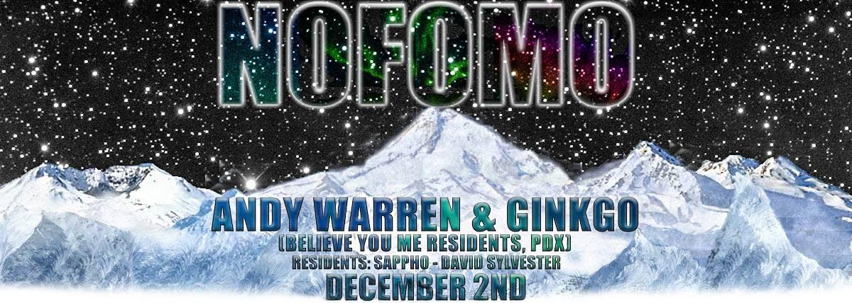 NOFOMO - Portland - December 2nd, 2016